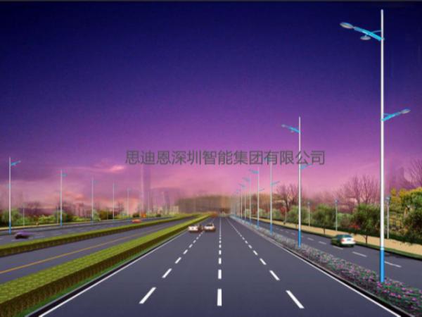 景观照明设计之街道设施思迪恩照明灯具