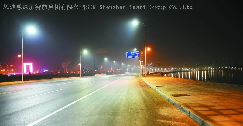 小镇夜游亮化商思迪恩简述城市夜景照明设计之实施城市照明规划