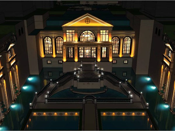 夜游亮化工程商对城市夜景旅游资源的选择