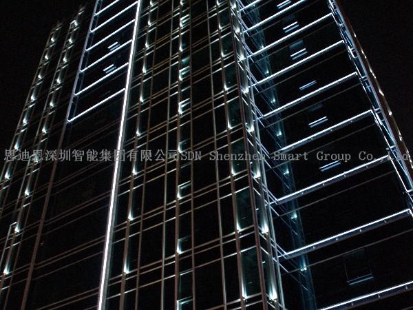 夜游-城市亮化工程公司思迪恩简述照明测量之分光测色仪的原理