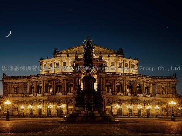 照明设计工程商思迪恩简述建筑与采光之天然光组成