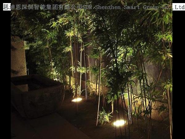 古庙夜游亮化工程商思迪恩简述照明控制技术之日程计划安排(续)