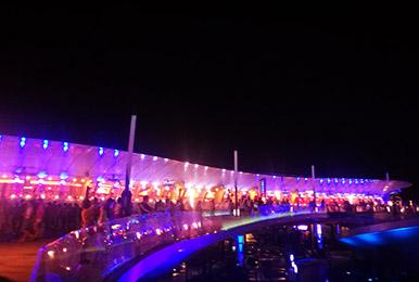 桥梁大桥照明亮化