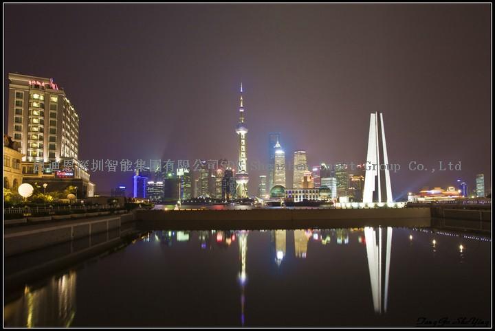 城市夜游亮化商思迪恩简述建构筑物景观照明设计之灯具选择与布置