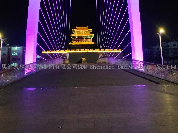 夜游-亮化照明设计商思迪恩简述形成照明设计初步构思(续)