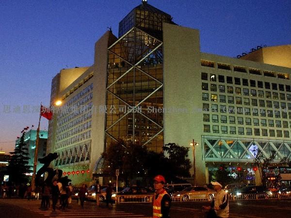 夜游城市亮化工程公司思迪恩简述应急照明设计之疏散照明灯的布置
