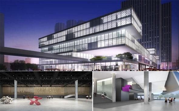 深圳帼际艺展艺术小镇灯光设计与照明工程终获帼际奖-5