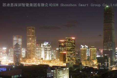 商业圈夜游亮化商思迪恩简述绿色照明的贯彻实施之节能照明方案(续)