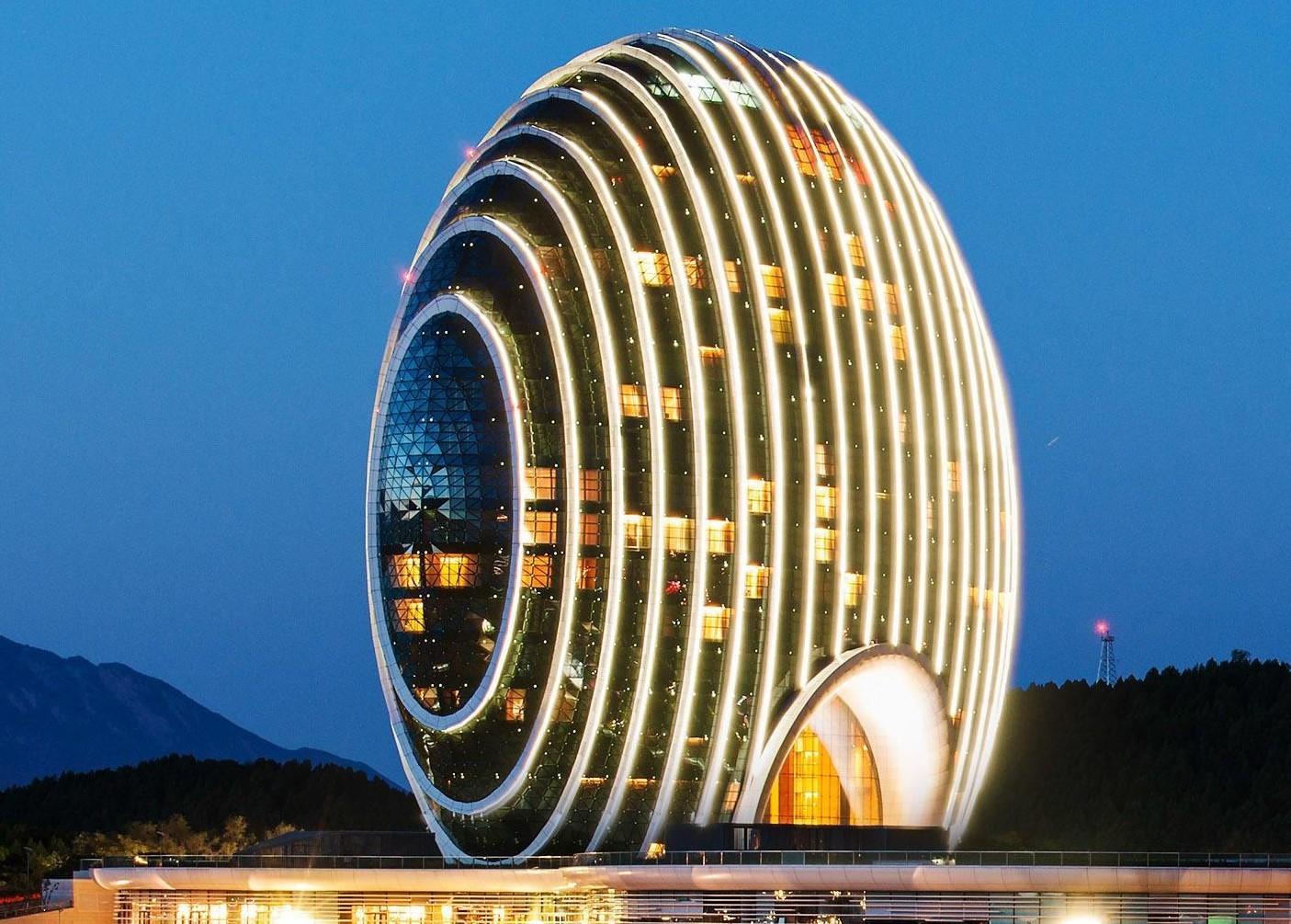 景观照明设计和城市亮化工程如何合理减少光污染-3