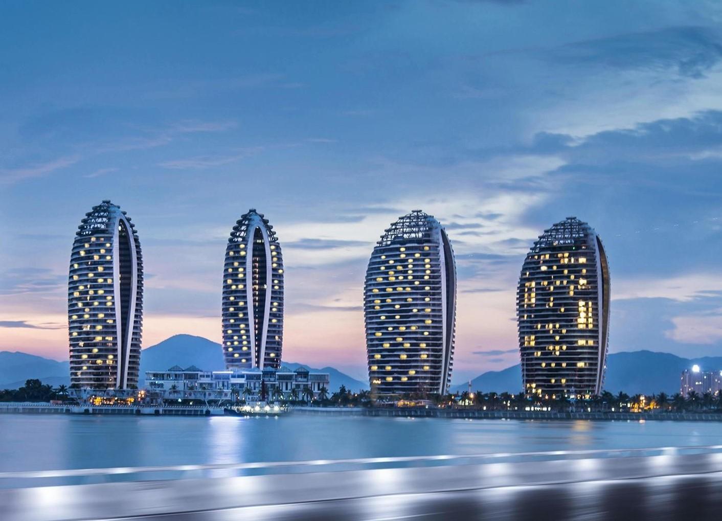 景观照明设计和城市亮化工程如何合理减少光污染-8