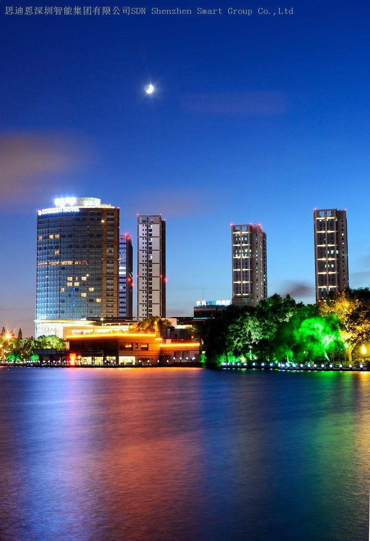 园区夜游亮化商思迪恩简述城市夜景照明设计之照明节电的途径(续)