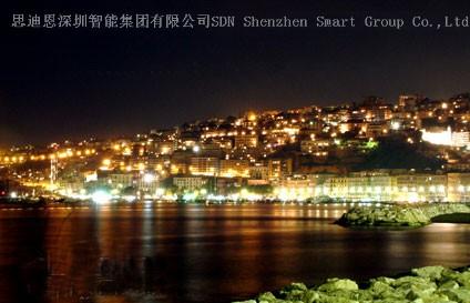 古城夜游亮化商思迪恩简述纪念性广场景观照明设计注意事项