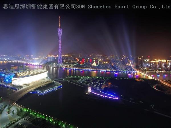 景区夜游亮化商思迪恩简述城市道路景观照明设计的原则