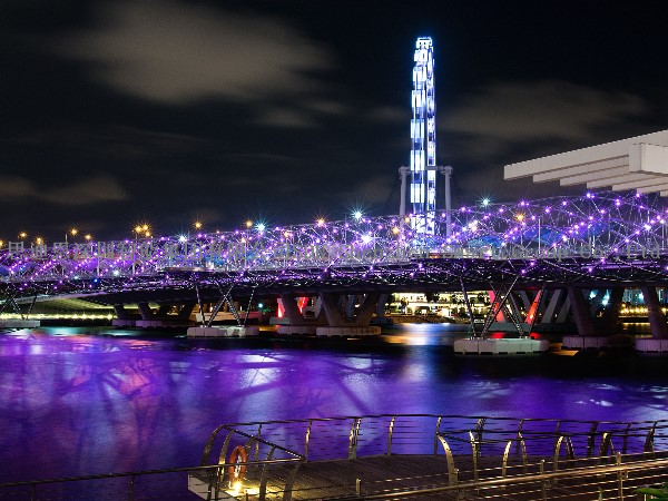 景区亮化工程商思迪恩简述青岛市城市照明现状分析(续)