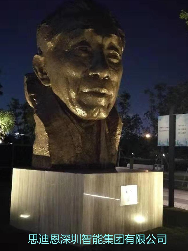 雕塑照明1-1