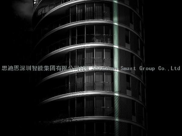 城市楼体夜游照明亮化设计工程商思迪恩解释什么是城市亮化?