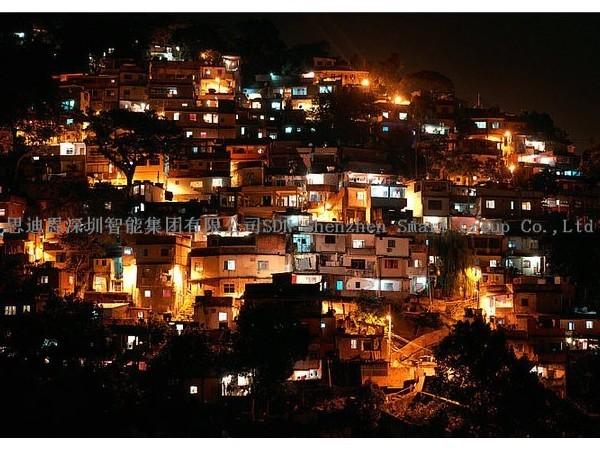 夜游城市亮化工程公司思迪恩简述照明方案设计之商业建筑的作用