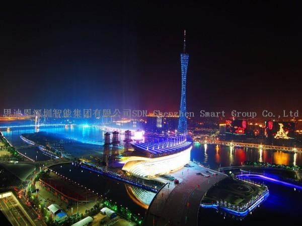 夜游亮化工程-商思迪恩简述照明方案设计之工业建筑类型的特征