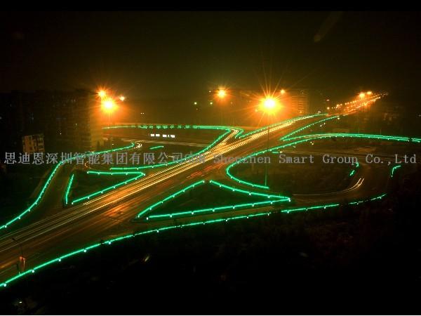 夜游亮化照明设计思迪恩简述防雷与接地之接地装置