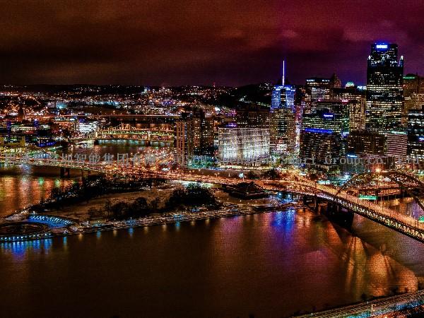 景区亮化工程商思迪恩简述城市照明空间组织