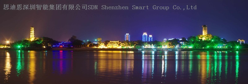 乐园夜游亮化商-思迪恩简述城市功能照明设计优化之照明监控系统(续)