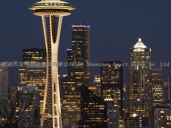 城市楼体夜游照明亮化设计工程商思迪恩解释什么是楼体亮化?