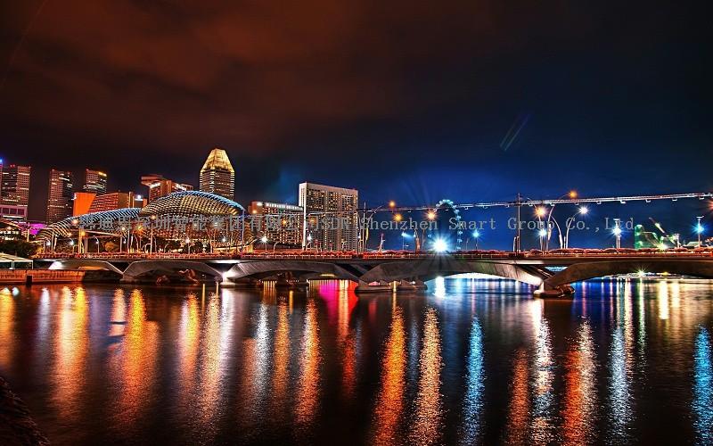 乐园夜游亮化思迪恩简述宾馆建筑照明设计之灯具选择与布置