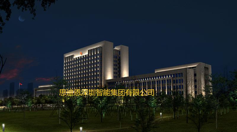 景观照明设计之沿街建筑立面处理(续)-2