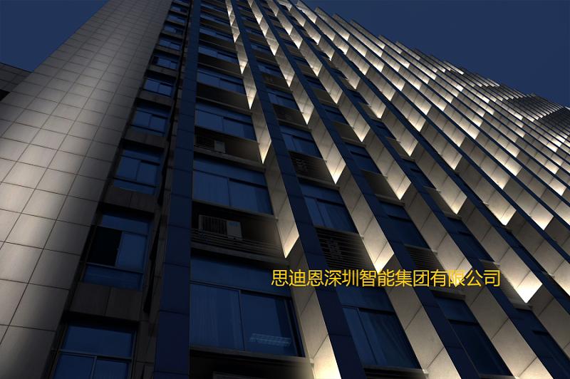 景观照明设计之沿街建筑立面处理(续)-3