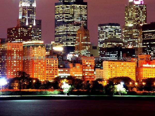 街区夜游亮化--思迪恩简述生活性道路功能照明设计
