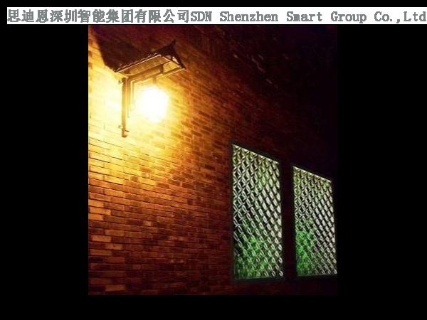 景区夜游亮化工程商思迪恩简述各类建筑光源的选型之场致发光光源