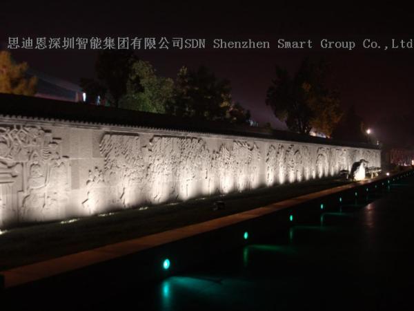 乐园夜游亮化公司思迪恩简述航站楼自然采光与照明控制