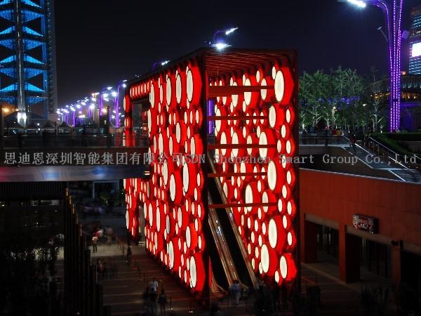 夜游亮化灯光设计思迪恩简述防雷与接地之电气装置接地