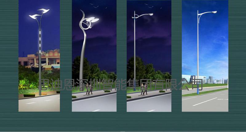 景观照明设计之街道夜景观构成要素-2