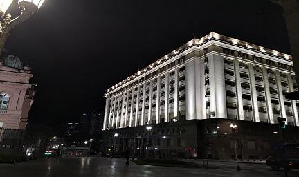五月广场行政楼-思迪恩光秀