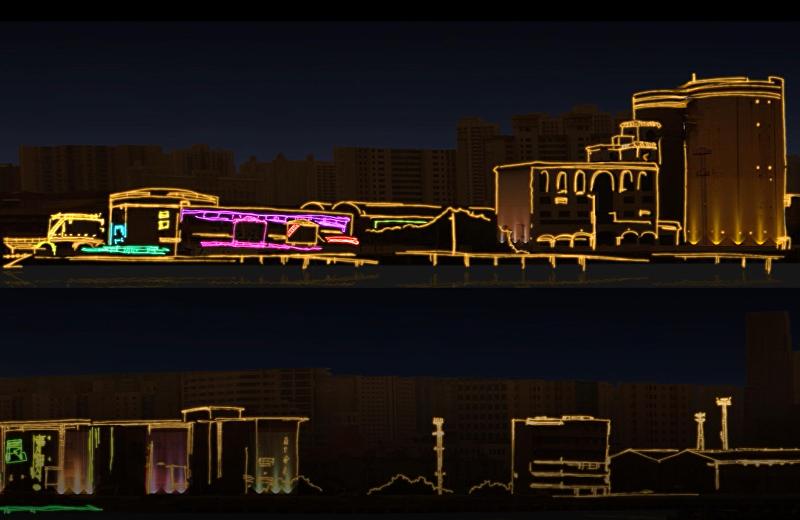 思迪恩公司在城市山体亮化照明规划控制导则
