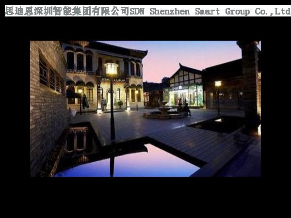 乡村夜游亮化商-思迪恩简述城市景观照明优化方法之节能方案比较