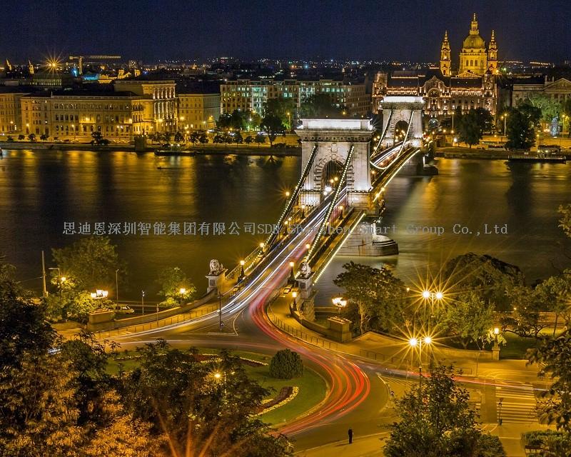 夜游亮化工程公司-思迪恩明晰城-市照-明分级体系光-彩-级(续)