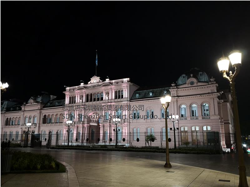 思迪恩人再次出师阿根廷景区景观亮化设计工程提升项目-1