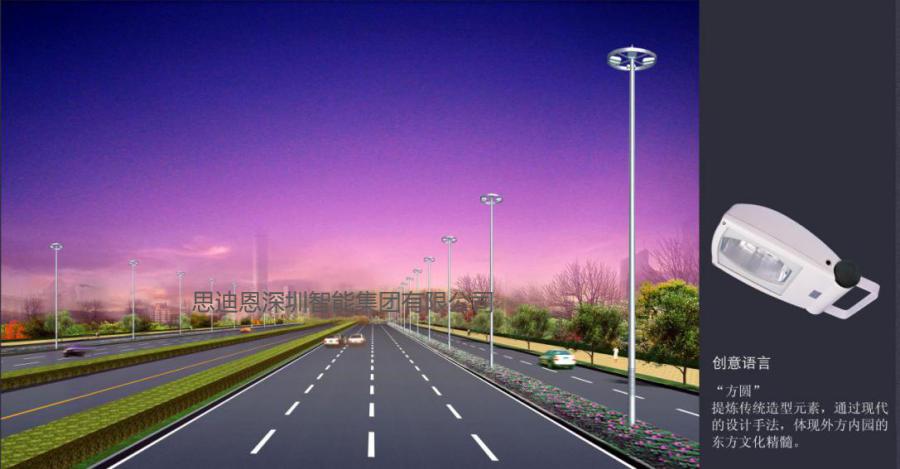 景观照明设计之街道景观照明规划设计-2