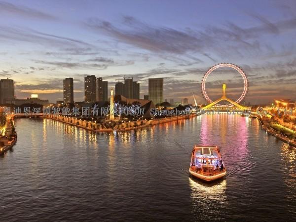 公园夜游亮化-思迪恩简述办公建筑照明设计之公共空间照明设计(续)