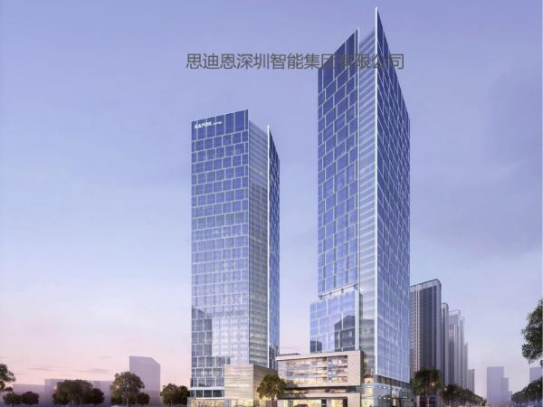 思迪恩景观照明总体规划之突出城市结构--面