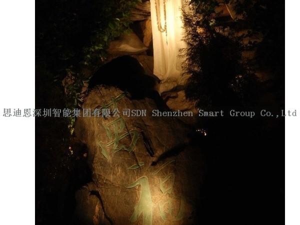 夜游照明亮化工程思迪恩简述应急照明设计之疏散照明设计