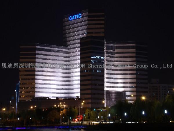 夜游亮化照明设计思迪恩简述灯具机械结构之接线端子和电源连接件