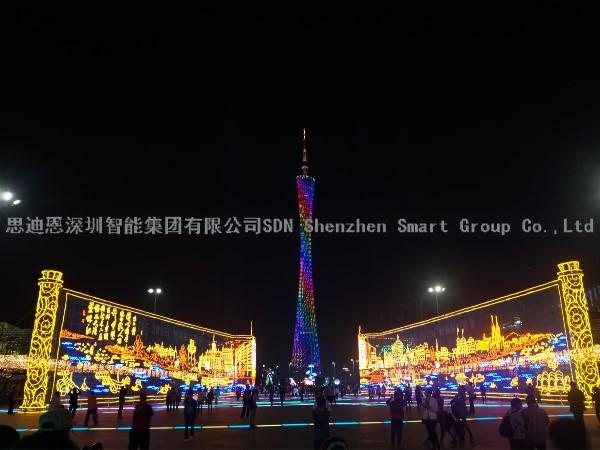 亮化夜游工程公司思迪恩简述城市照明建设存在的主要问题(续3)