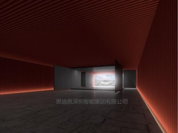 夜游亮化工程商思迪恩对隧道照明方式和要求