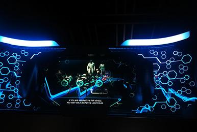 灯光装置照明亮化设计