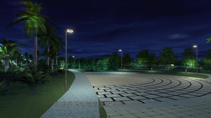 思迪恩公司廣场亮化照明系统规划控制导则(续1)