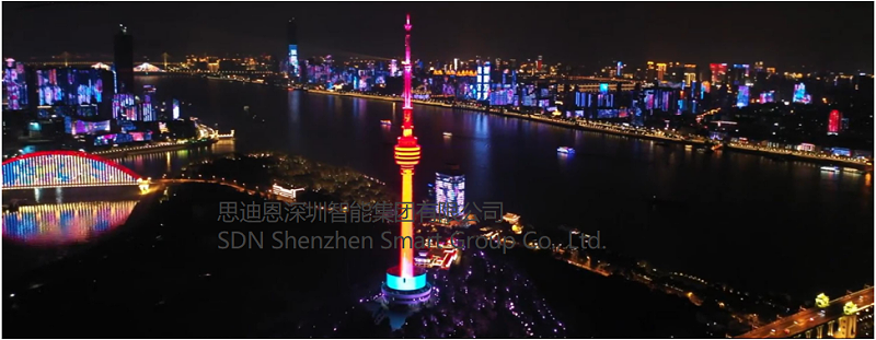 思迪恩夜游景观照明和亮化设计工程专利创新突破200+-1