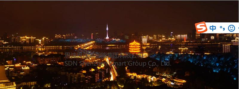 思迪恩夜游景观照明和亮化设计工程专利创新突破200+-2